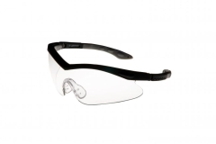 LYNN RIVER ANTI FOG HALF FRAME SAFETY GLASSES (CLEAR)