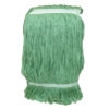 BROWNS CLIP ON LOOP MOP HEAD ONLY, 350G (GREEN)