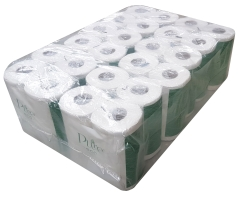BALE 48 X 400S PURE ECO 2PLY TOILET TISSUE
